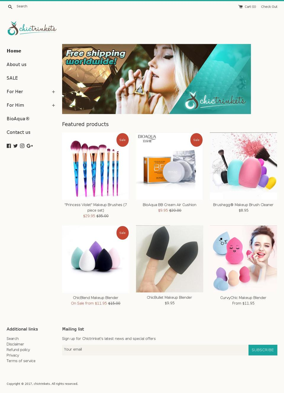 Simple Shopify theme websites examples, download Simple - Shopify