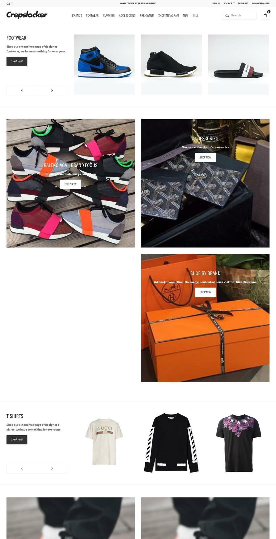 9e5dac73a06 Crepslocker Theme by BAO Agency Shopify theme websites examples ...
