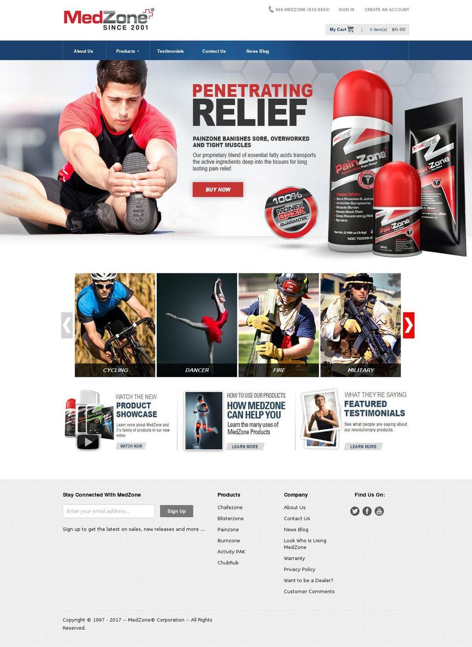 Medzone Mobilia Responsive Shopify Theme Websites