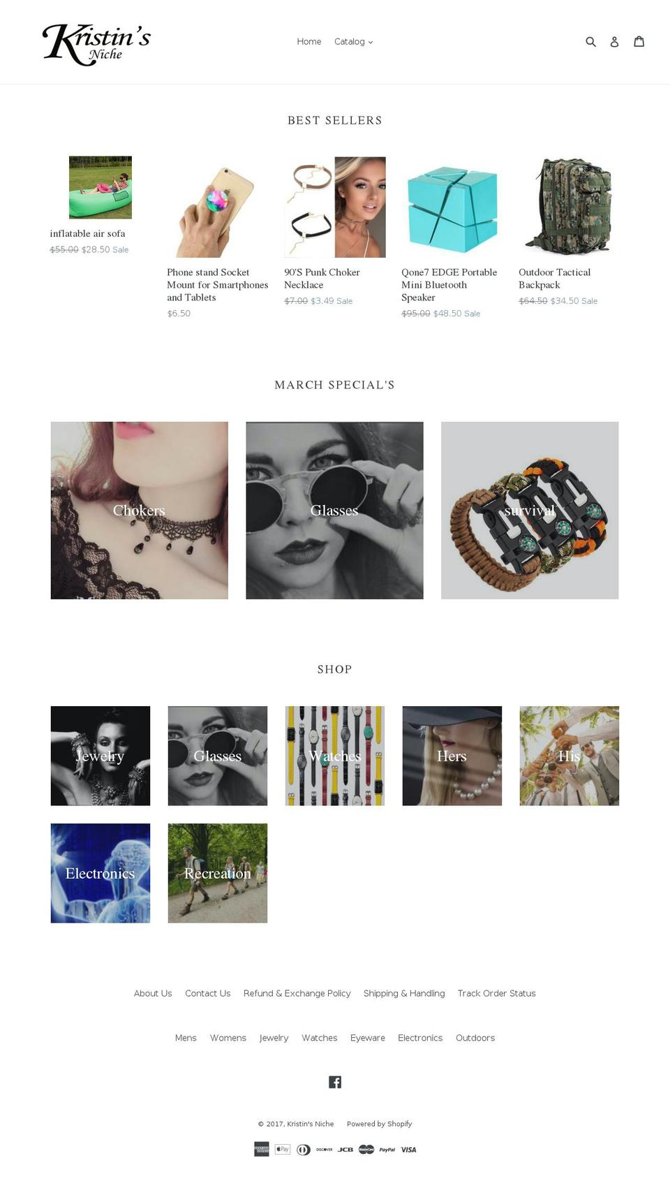 Debut Shopify theme websites examples, download Debut