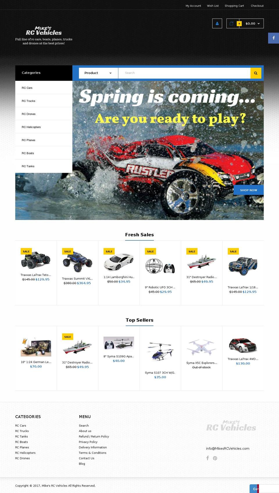Rt-fastor-v1-1 Shopify theme websites examples, download